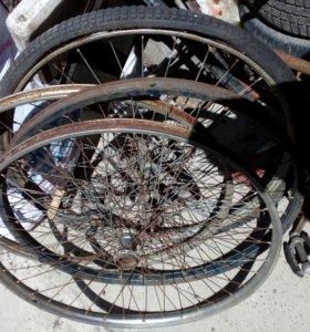 Рамы велосипедов ссср