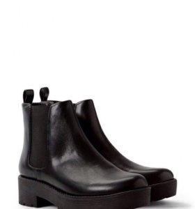 Ботинки Манго женские