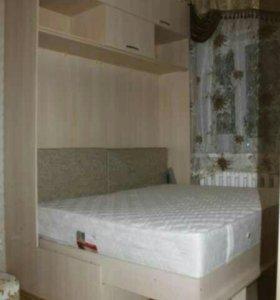 Подьемная кровать-трансформер