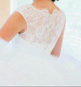 Свадебное платье от Анны Кузнецовой