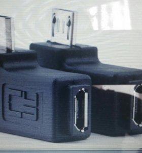 Переходники- адаптеры микро USB