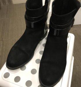 Осенние (весенние) ботинки Zara