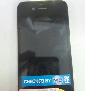 Модуль Айфона S4