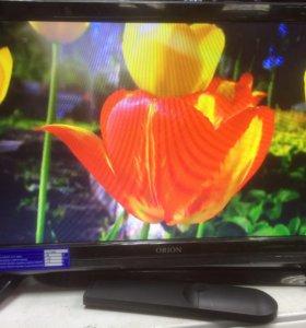 Абсолютно новый телевизор ORION