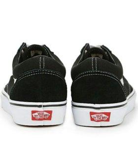 Кеды Vans , обувь ванс