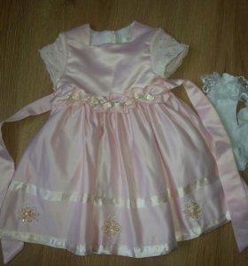 Платьеце на девочку