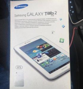 Samsung Galaxy tab. 2 7.0 8gb