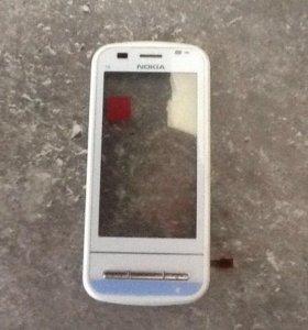 Оригинальный тачскрин на Nokia C6-00