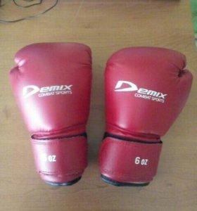 Перчатки для бокса Demix combat sports