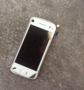 Оригинальный тачскрин на Nokia N97