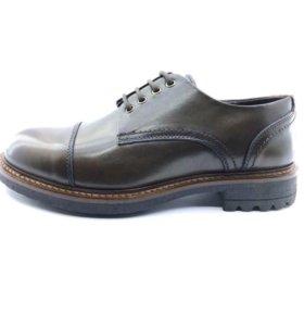 Итальянские туфли Дерби Lussone Mascherato
