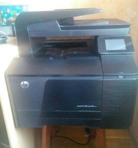 МФУ принтер-сканер-ксерокс-факс