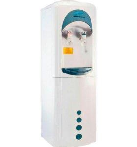 Кулер для воды с нагревом, без охлаждения