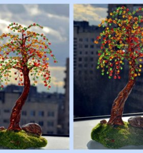 Сувенирное деревце
