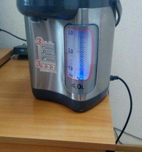 Чайник- термопот Vitek V1188-GY