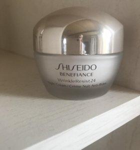 Крем Shiseido Benefiance WrinkleResist24 50ml