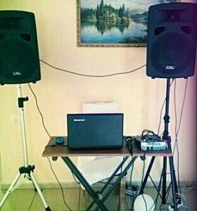 DJ на банкет праздник свадьба