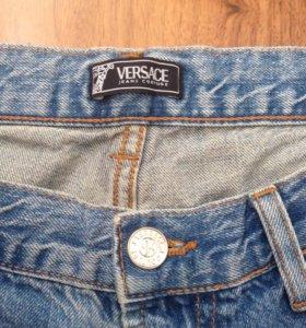 Джинсы Versace оригинал 34 размер