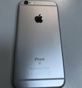 iPhone 6s 64gb space grey РСТ