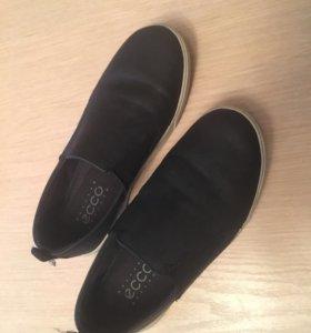 Ботинки кеды экко , Ecco