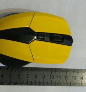 Стильная беспроводная мышь
