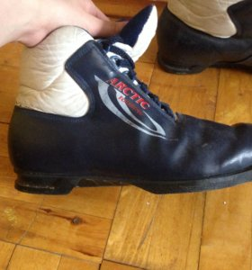 Ботинки для лыж 42 размер