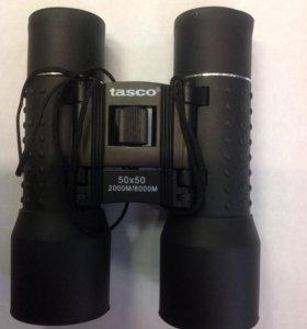 Бинокль tasco 50x50