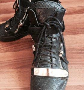 Ботинки 🔝