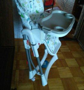 Детский стульчик для кормления britton hip