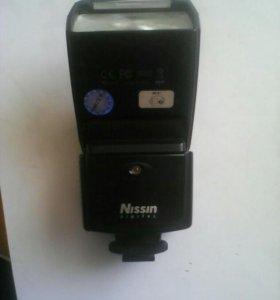 Nissin DI466 for canon