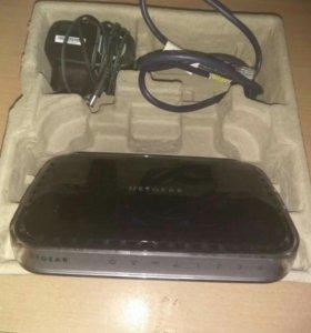 Wi-fi маршрутизатор Netgear N150(б/у)