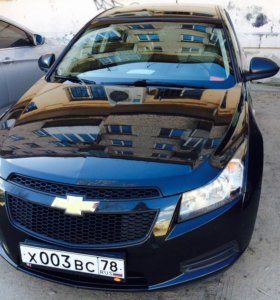 Chevrolet Cruze 2012 1,6at