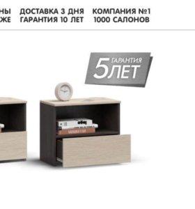 Тумба - 2 шт новые из магазина Много Мебели