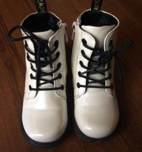 Ботинки зимние 26