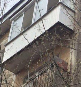 Балконы Лоджии  Крыши  отделка и утепление
