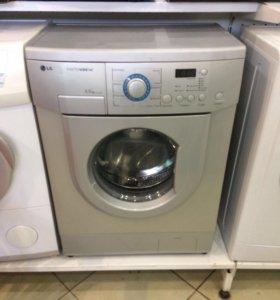 Узкая стиральная машина lg wd-80185s