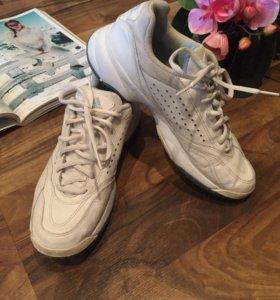 Стильные белые женские кроссовки Adidas (оригинал)