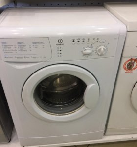 Узкая стиральная машина indesit wisl 82