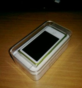 iPod nano 7g 16gb Yellow