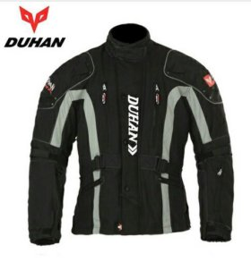 Мото куртка Duhan