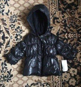 Новая куртка с этикеткой
