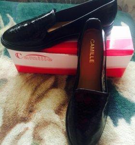 Новые туфли 39,40