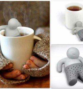 Силиконовые заварнички для чая