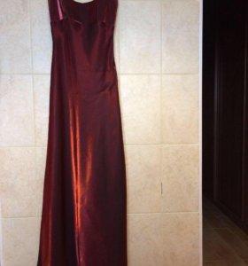 Платье вечернее ( новое)