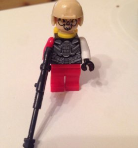 Мини фигурка Лего