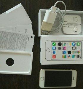 iPhone 5s, Gold,16 GB