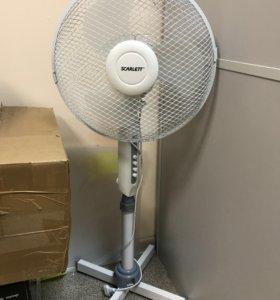 Вентилятор Scarlett D.C.-1371