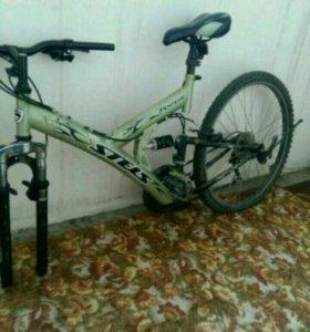 Велосипед стелс фокус