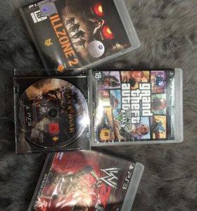 Игры на Sony PlayStation 3