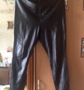 Кожаные брюки , 48-50